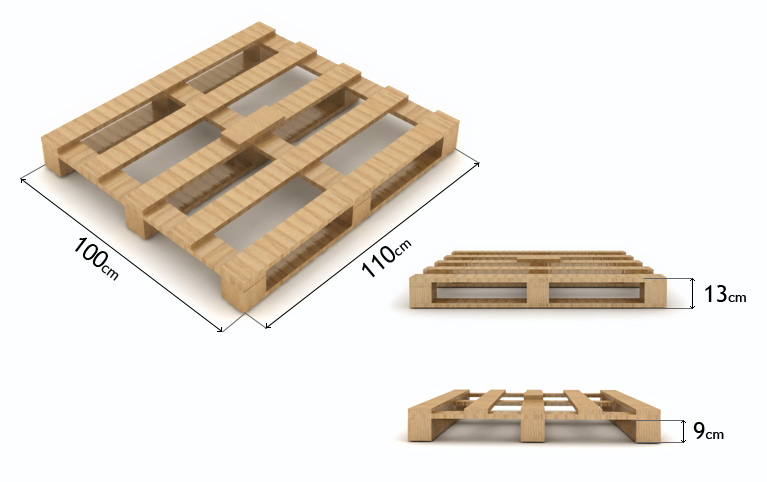 KSAN Pallet Dimensions